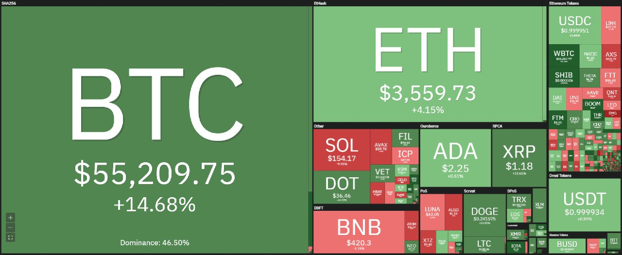 Crypto Week Results